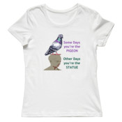 Pigeon - Ladies Tee - On Special!