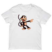 Monkey - Kid's Tee - On Special!