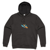 Surfer - AS Colour - Unisex Stencil Hoodie