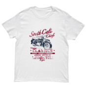 Cafe Moto - Men's Tee - On Special!