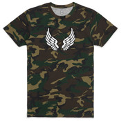 Camo Wings -  AS Colour - Camo Staple Tee