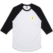 Boxer3 - AS Colour - Raglan Tee Unisex