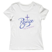 W/Rejoice - Ladies Tee - On Special!