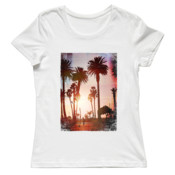 Palms - Ladies Tee - On Special!