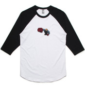 Punch - AS Colour - Raglan Tee Unisex