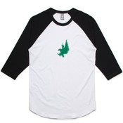 Hawk - AS Colour - Raglan Tee Unisex
