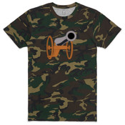 Camo Cannon -  AS Colour - Camo Staple Tee