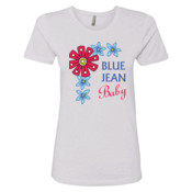 BJ Baby - Next Level - Ladies Boyfriend Tee