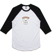 Nickerson - AS Colour - Raglan Tee