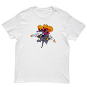 2 Gun Mouse - Kid's Tee - On Special!