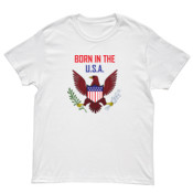 Born USA - Men's Tee - On Special!