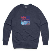 Sydney - AS Colour - Unisex Brush Crew Sweater